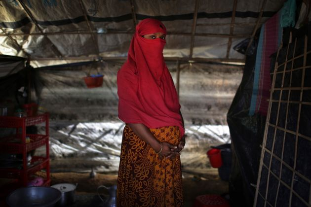 Μπαγκλαντές: Γέννησε τρια παιδιά μέσα σε ένα