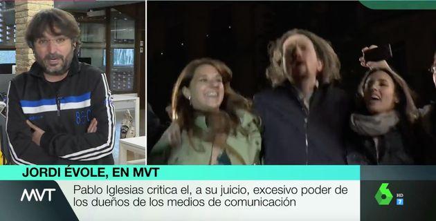 Jordi Évole en 'Más Vale