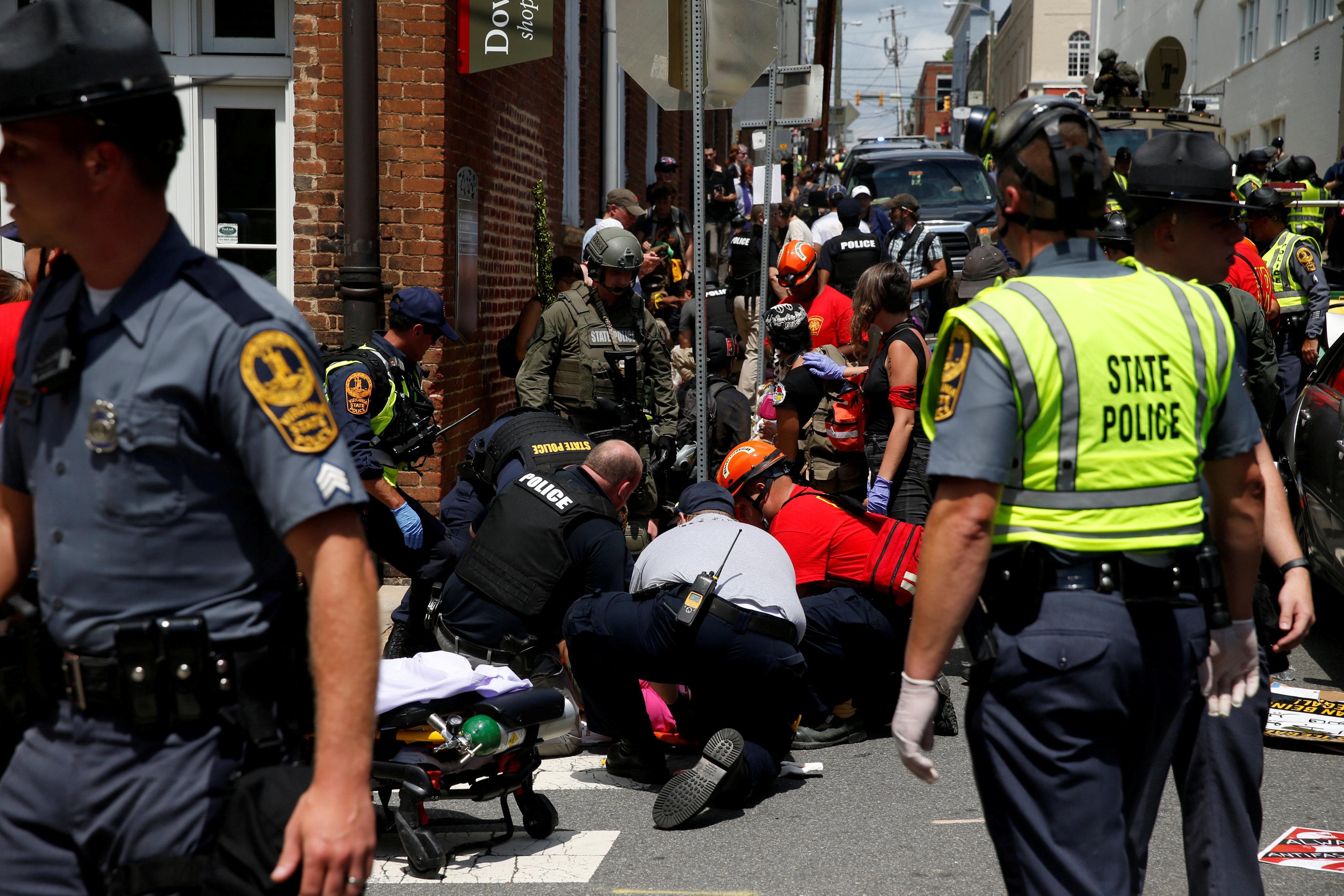Le néonazi qui avait foncé dans la foule à Charlottesville plaide coupable de crimes à caractère