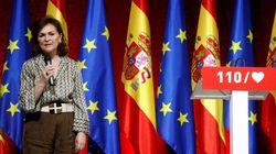 Calvo afirma que el PSOE no abandona su idea de España