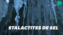 La plus longue grotte de sel au monde dévoilée en