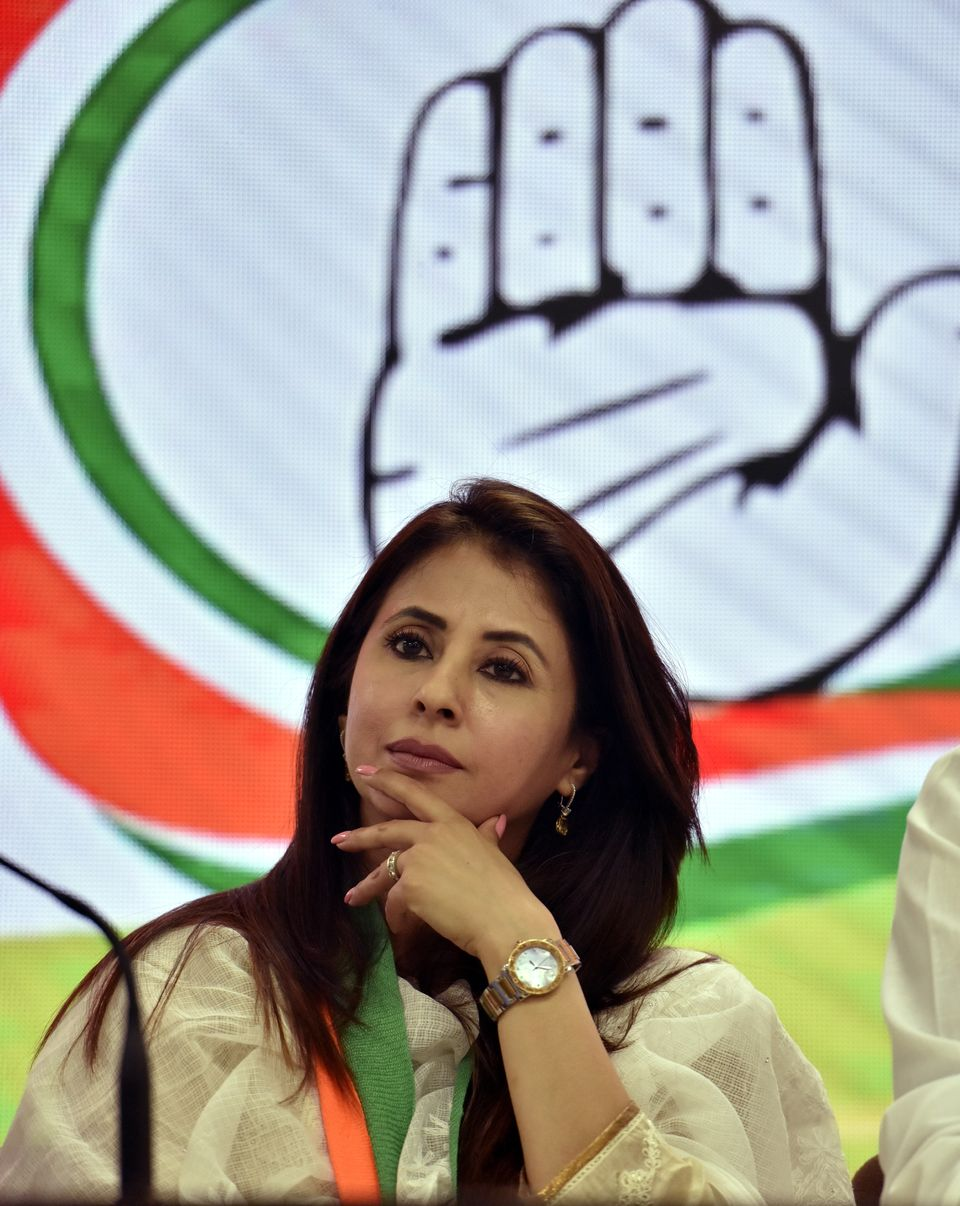 Can Urmila Matondkar Draw In Crowds For The Congress? She's About To Find
