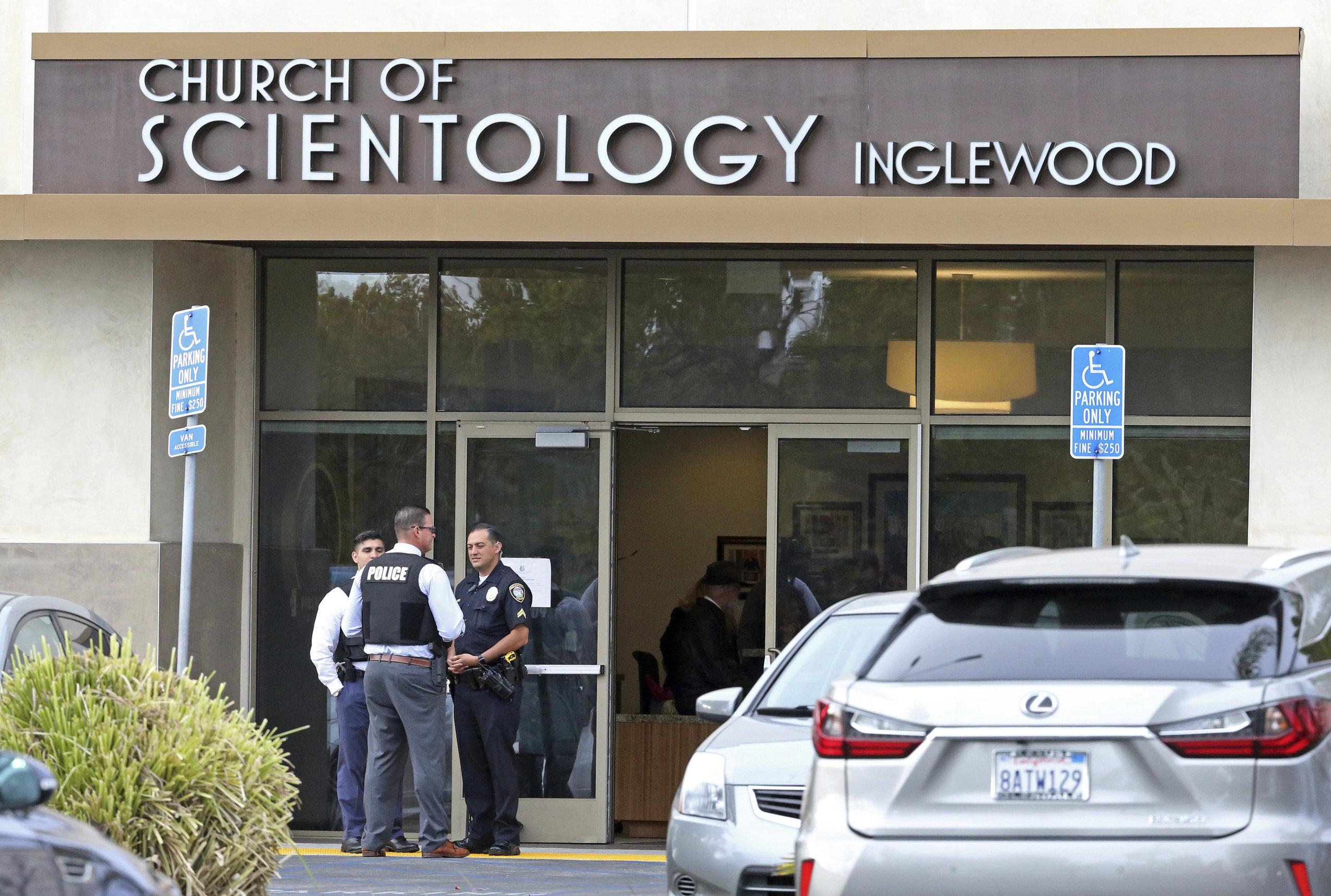Καλιφόρνια: Επίθεση με σπαθί σε εκκλησία Σαηντελογίας - Νεκρός ο