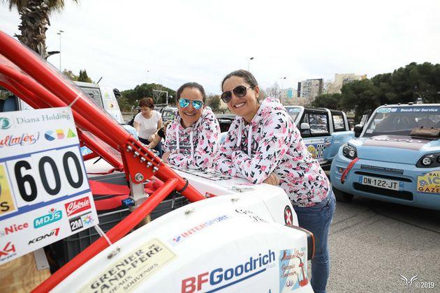 Rallye Aïcha des Gazelles: Sihame et Amal, premières Marocaines à participer au rallye à bord d'un prototype