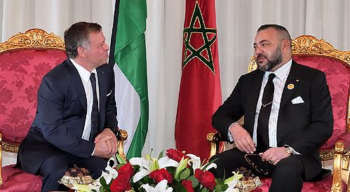 Visite du roi Abdallah II de Jordanie: Le Maroc et la Jordanie dévoilent les axes d'un