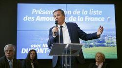 Boutin et Poisson taclent la liste de Dupont-Aignan aux