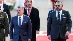 Le Maroc et la Jordanie réitèrent leur soutien total au peuple