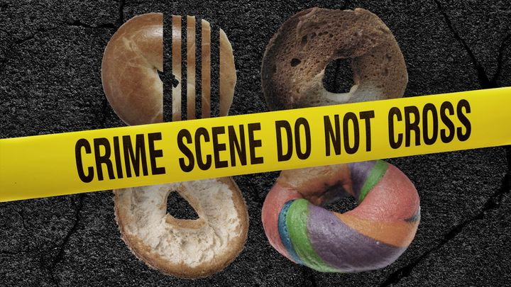 So many crimes against bagels, so little time.
