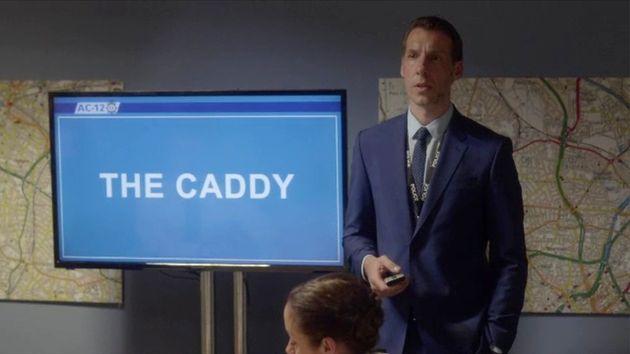 Craig Parkinson as DI Matthew 'Dot' Cottan, aka The