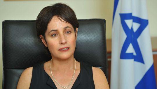 Ιρίτ Μπεν Αμπα: Οι ταραχές στην Λωρίδα της Γάζας στοχεύουν στην καταστροφή του