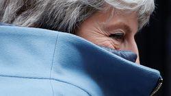 May logra volver a someter el acuerdo del Brexit al Parlamento