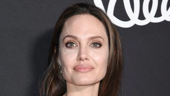 """Angelina Jolie attends the LA premiere of """"Dumbo"""" at the Dolby Theatre on Monday, March 11, 2019, in Los Angeles. (Photo by Richard Shotwell/Invision/AP)"""