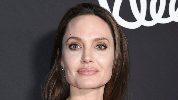 "Angelina Jolie attends the LA premiere of ""Dumbo"" at the Dolby Theatre on Monday, March 11, 2019, in Los Angeles. (Photo by Richard Shotwell/Invision/AP)"