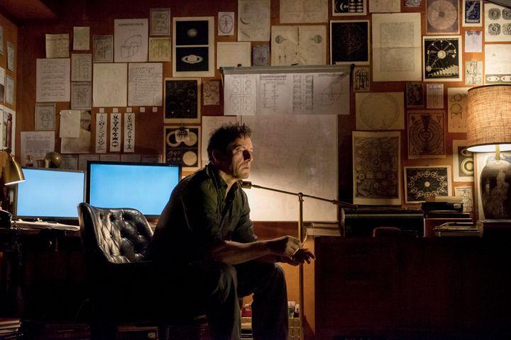 "Jason Isaacs in ""The OA"" on Netflix."