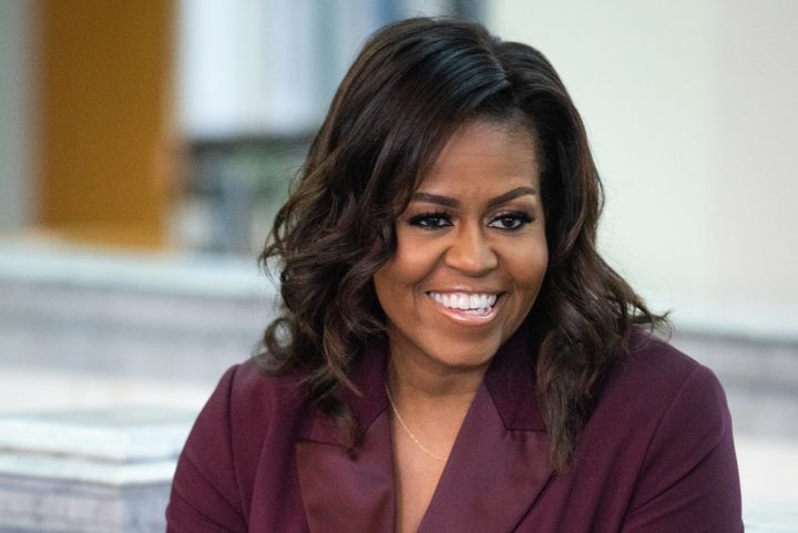 Women and girls around the world are finding inspiration from former first lady Michelle Obama's memoir.
