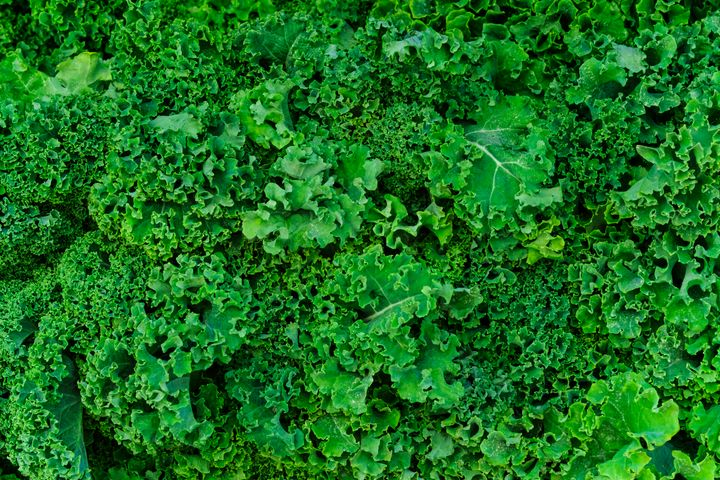 Nearly 60 percent of kale tested in a recent study had pesticide residues.
