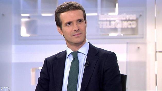 Cabreo generalizado por lo que se ha visto en la entrevista de Piqueras a Pablo Casado en