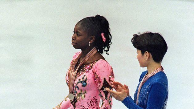 A patinadora Surya Bonaly e sua eterna luta para ser ela