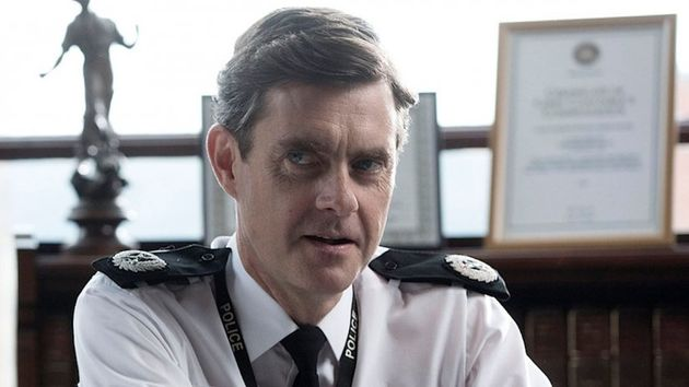 Hilton accused Hastings of being 'H' before he was revealed as a bent copper