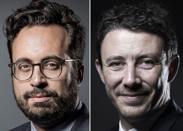 Mounir Mahjoubi et Benjamin Griveaux: bon flic, mauvais flic du nouveau