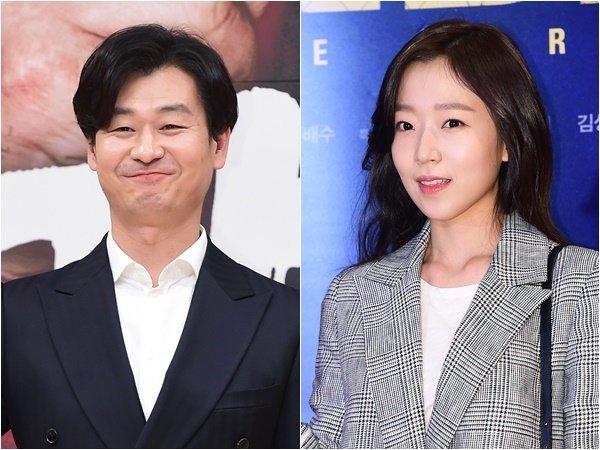배우 박혁권과 조수향 측이 불거진 열애설에 입장을