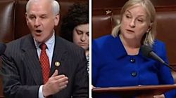 미국 공화당 의원이 여성 의원에게 동일임금법