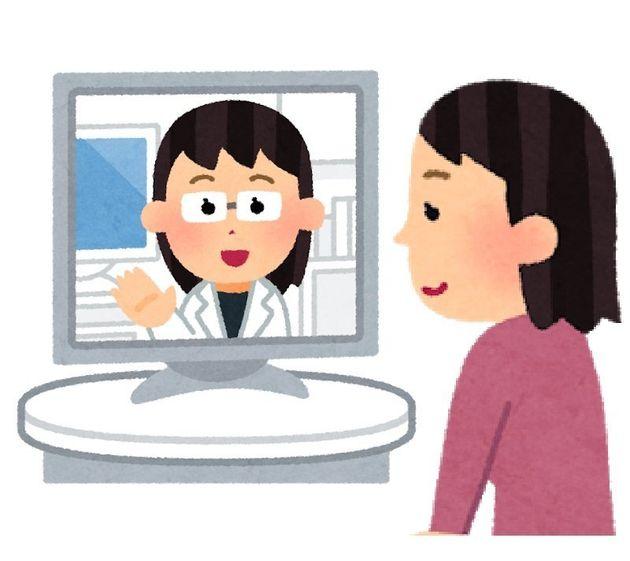 オンライン診療のイメージ画像