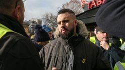 Éric Drouet condamné à 2000 euros d'amende pour manifestions non déclarées à