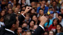 Venezuela: Guaido inéligible pour 15 ans, sanction