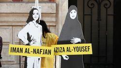 Προσωρινά ελεύθερες τρεις εμβληματικές ακτιβίστριες για τα δικαιώματα των γυναικών στη Σαουδική