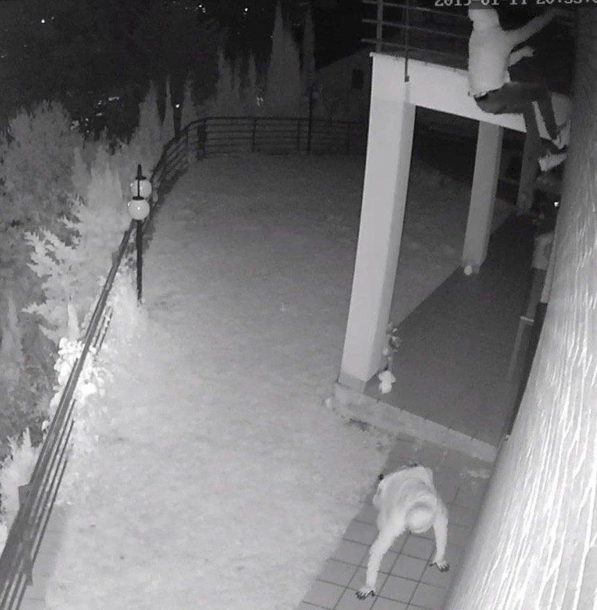 Así actúan los ladrones de casas en