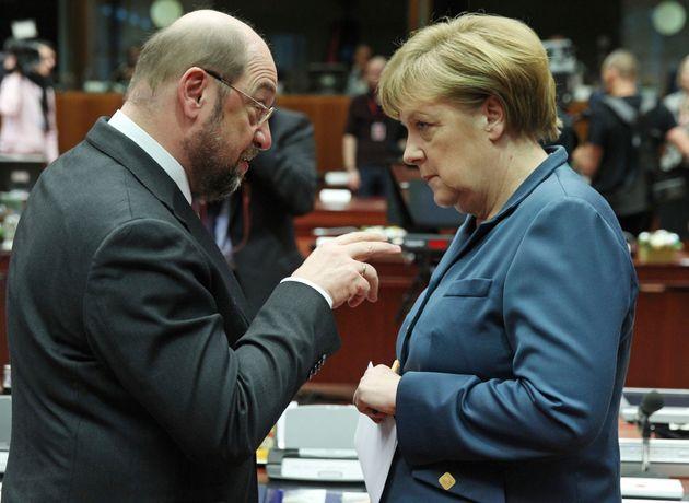 Ο ηγέτης των Γερμανών...
