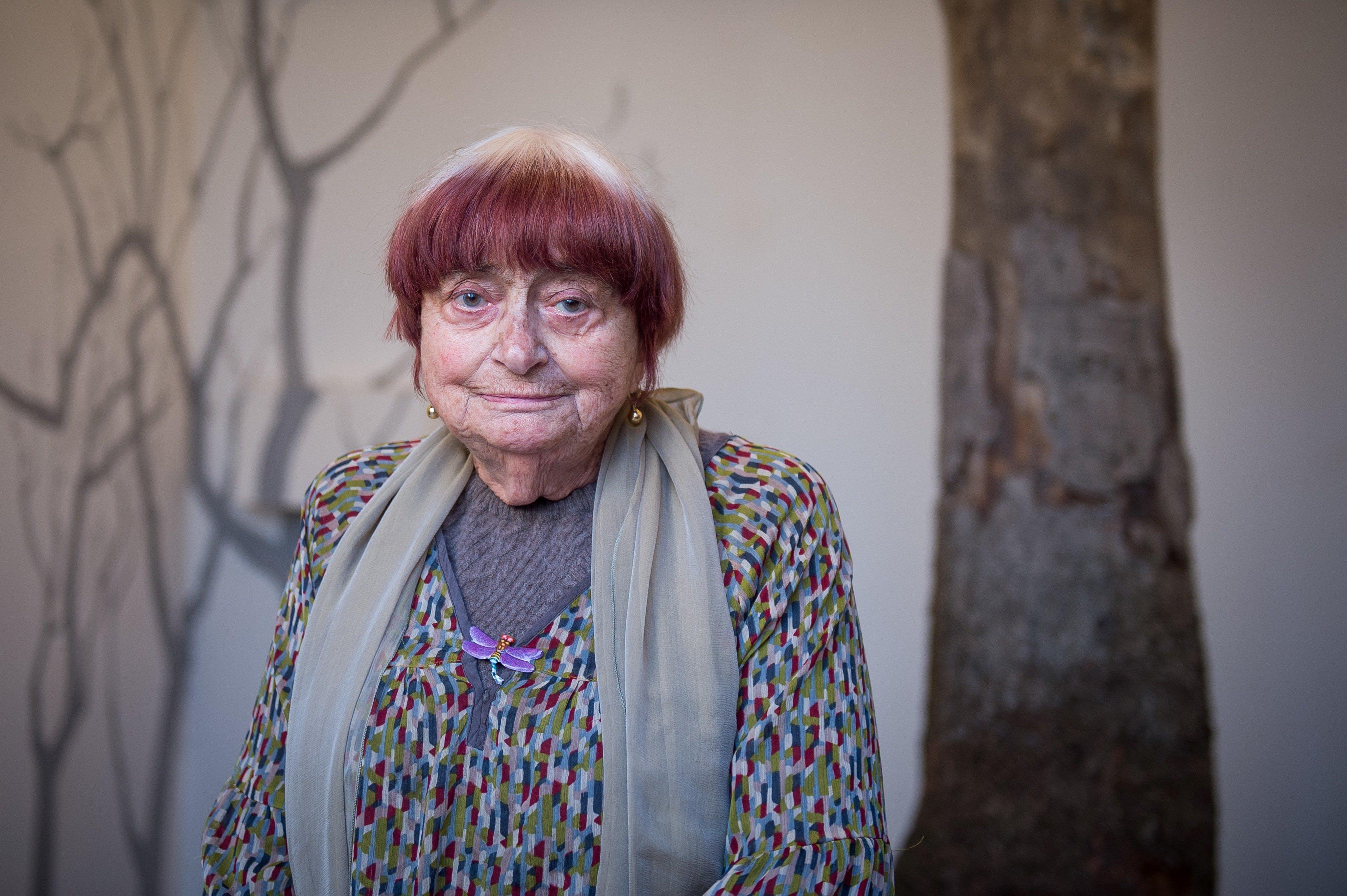 La cinéaste française Agnès Varda est décédée à 90