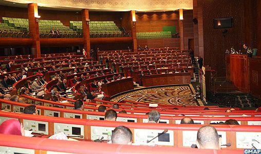 A la demande du gouvernement, le parlement tient une session extraordinaire à partir du 1er