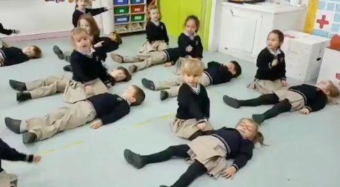 La canción infantil sobre primeros auxilios que arrasa en