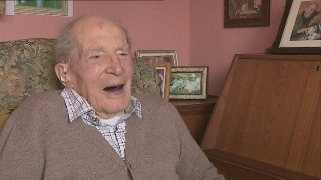 Οι δύο γηραιότεροι άντρες στην Βρετανία είναι 111