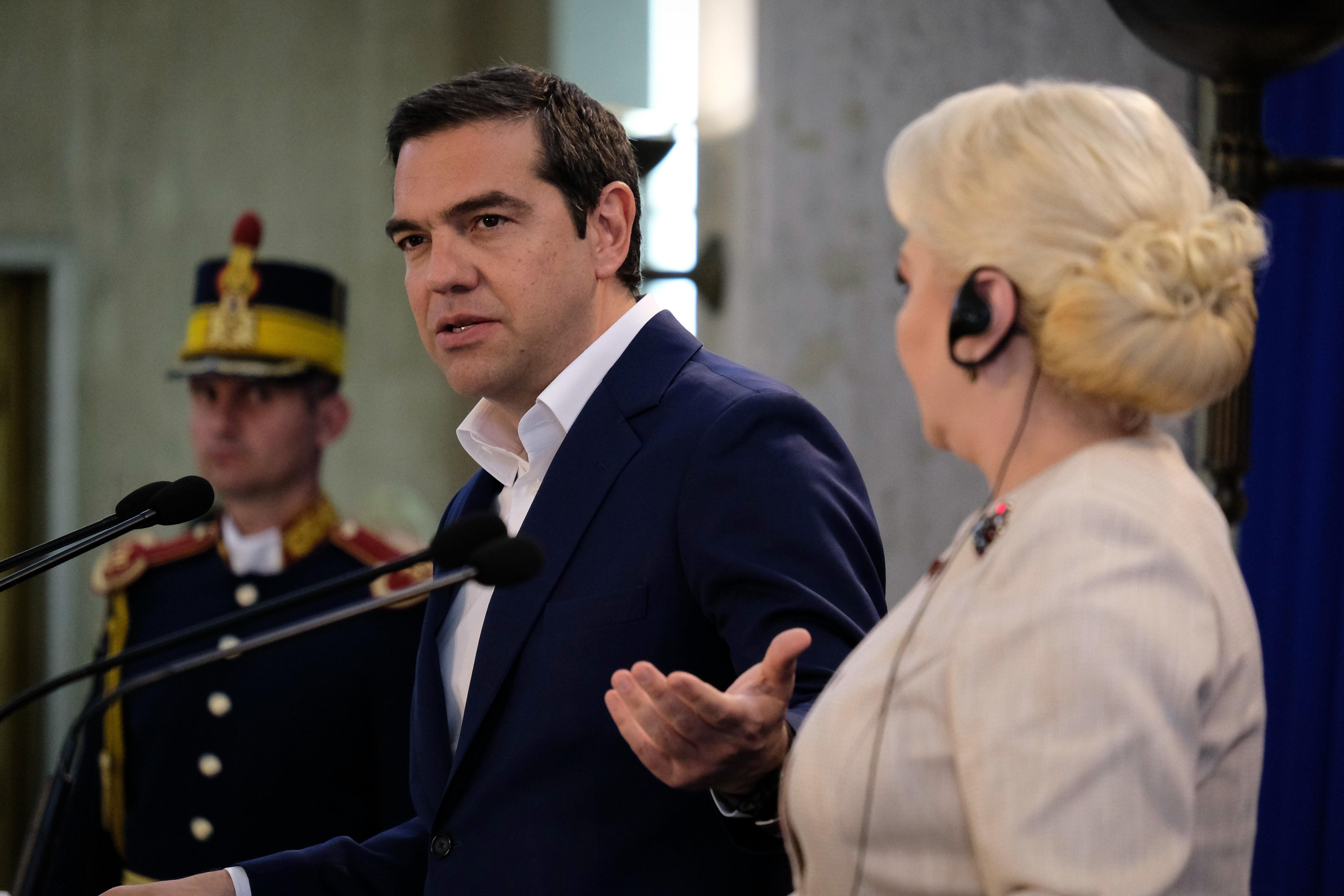 Τσίπρας: Ελλάδα και Ρουμανία οι πιο ισχυρές χώρες στη νοτιοανατολική