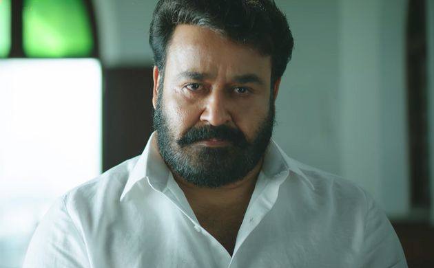 Mohanlal's Nedumpally is a regular cliched mass hero who ticks all the fanboy-required