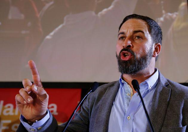 C'est le leader de Vox,Santiago Abascal, qui a proposé