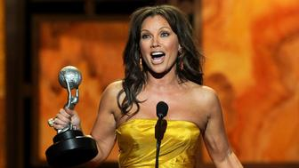 LOS ANGELES, CA - MARCH 04:  Actress Vanessa Williams accepts the award for Outstanding Actress in a Comedy Series onstage at the 42nd NAACP Image Awards held at The Shrine Auditorium on March 4, 2011 in Los Angeles, California.  (Photo by Kevin Winter/Getty Images  for NAACP Image Awards)