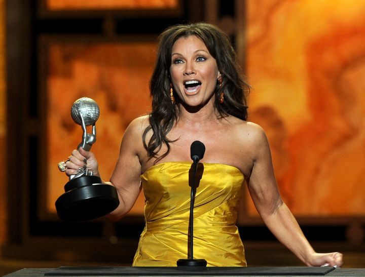 Vanessa Williams accepts her sixth NAACP Image Award for Outstanding Actress in a Comedy Series. William's received her first