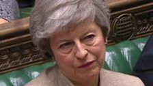 Theresa May Defeated Again On Brexit As MPs Reject Her Withdrawal Agreement