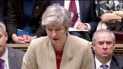 El Parlamento británico tumba otra vez el plan de May para el