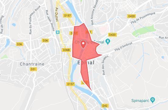 Acte 20 des gilets jaunes: la carte des zones interdites à la