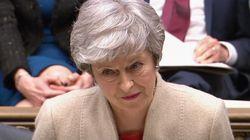 Les députés britanniques rejettent l'accord de Brexit une 3e