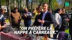 Ruffin boycotte Macron et l'invite à pique-niquer avec des gilets