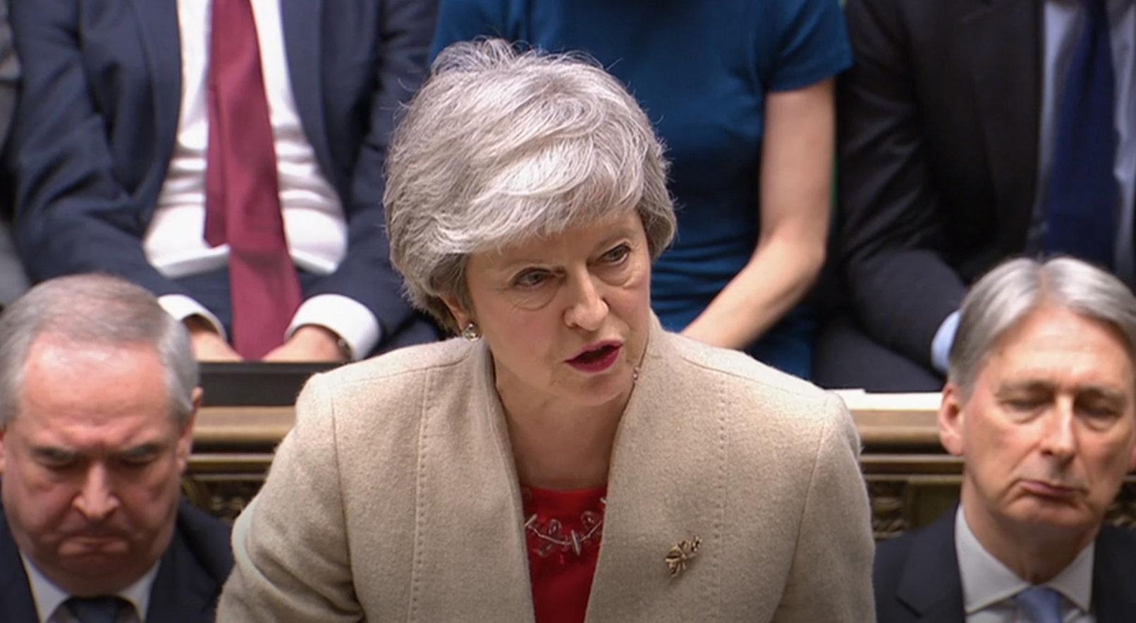 Τρίτο και οριστικό όχι στη Μέι από το Βρετανικό Κοινοβούλιο - Brexit στις 12