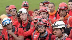 Bombeiros de Brumadinho embarcam para ajudar resgate em