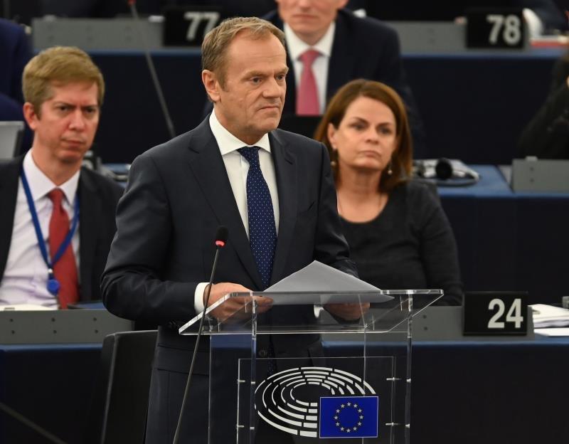 Donald Tusk convoca un Consejo Europeo extraordinario para el 10 de