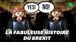 Comment le Brexit en est arrivé